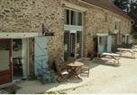 Location vacances Saint-Yrieix-la-Perche - Holiday Home Bourgogne Coussacbonneval-4