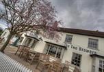 Location vacances Hemel Hempstead - Two Brewers Hotel by Greene King Inns-1