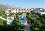 Villages vacances Kemer - Garden Resort Bergamot-2