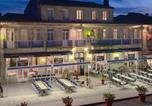 Hôtel Lesparre-Médoc - Logis Hotel de France et d'Angleterre