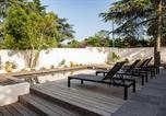 Hôtel Teyran - L'Oasis Vendargues-3