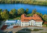 Hôtel Grabowhöfe - Seeschloss Schorssow