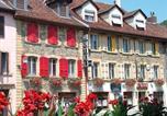 Hôtel Delley-Portalban - Hôtel de la Croix-Blanche-1
