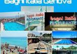 Hôtel Ville métropolitaine de Gênes - Hotel Youri Il Magnifico-2