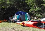 Camping avec Site nature Champagnac-le-Vieux - Camping La Bageasse-3