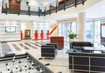 Hôtel 4 étoiles Thionville - Novotel Luxembourg Centre-1