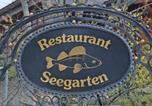 Hôtel Flüelen - Restaurant Hotel Seegarten-4