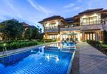Villages vacances Choeng Thale - Angsana Villas Resort Phuket-1