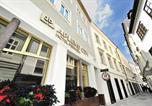 Hôtel Bratislava - Petržalka - Aplend City Hotel Perugia-1