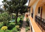 Hôtel Moshi - Springlands Hotel-3