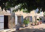 Location vacances Camaret-sur-Aigues - La Ferme-1