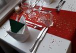 Hôtel Cuiseaux - Hotel du Parc-Restaurant - Le Rouget de Lisle-4