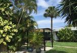 Hôtel West Palm Beach - White Horse Motel-3