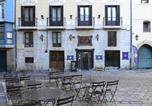 Hôtel Navarre - Albergue Plaza Catedral-4