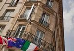 Hôtel Rue de Rivoli, Paris - Hotel Agora-2