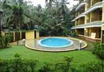 Location vacances Baga - Goa Homeland Jade Garden-1