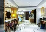 Hôtel Guiyang - Magnotel guiyang fountain commercial center subway station hotel-2