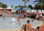 Camping avec Ambiance club Agde - Camping Les Salisses -3