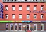 Hôtel Hannover - Bed'nbudget City-Hostel-2