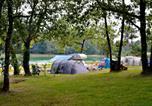 Camping avec Piscine Petit-Palais-et-Cornemps - Camping Orphéo-négro-2