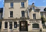 Hôtel Asnières-en-Bessin - Saint Patrice Hôtel et Appart Hôtel-1