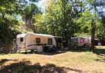 Camping en Bord de rivière France - Camping Castanhada-4