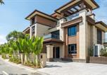 Location vacances Sanya - Sanya Jingka Haitang bay Holiday Villa-2