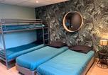 Hôtel Plage d'Hossegor - Atlantic Surf Hostel-2