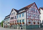 Hôtel Eppingen - Hotel Gasthof Zum Rössle-1