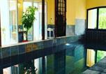 Hôtel Tanzac - Chambre d'Hôtes La Grenade Bleue-4