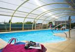 Camping avec Piscine Cabourg - Capfun - Camping Haras-4