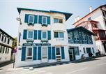 Hôtel Bord de mer d'Urrugne - Hôtel La Caravelle-2