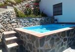 Location vacances Frigiliana - Casa Ana, Fantásticas vistas al pueblo, el mar y la montaña-4