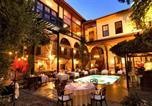 Hôtel Kılıçarslan - Alp Pasa Hotel-4
