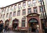 Hôtel Heidelberg - Hotel Perkeo-1
