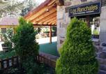 Location vacances Quintanar de la Sierra - Los Ranchales Vinuesa-4