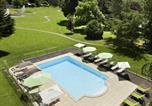 Hôtel Bourdeau - Ibis Styles Aix les Bains-1