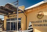Hôtel Horni Planá - Wellness Apartments Lipno Spirit-1
