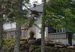 Hôtel Wentworth-Nord - Le Cedar Lodge-1