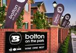 Hôtel Wagga Wagga - Bolton on the Park-3