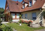 Location vacances Gunzenhausen - Ferienhaus Hildegard Metter-2