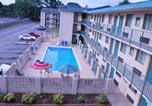 Hôtel Huntsville - Bama Inn-1
