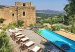 Location vacances Belgodère - Beautiful home in Ville di Paraso w/ Outdoor swimming pool, Wifi and 4 Bedrooms-1