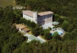 Hôtel Gubbio - Castello di Baccaresca-1