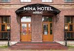 Hôtel Vladivostok - Mina Hotel Arbat