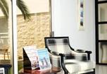 Hôtel Portbail - Beachcombers Hotel-4