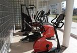 Location vacances Lugano - Indoor Swimming Pool, Sauna, Fitness, Private Gardens, Spacious Modern Apartment-4