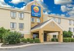 Hôtel Evansville - Comfort Inn East Evansville-1