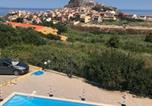 Location vacances Castelsardo - Apartment with swimming pool ideal for families-1