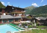 Hôtel Pied des pistes Drouzin-Le-Mont - Chalet-Hotel Starlight-2